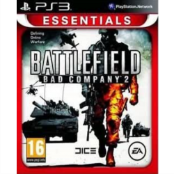 Battlefield Bad Company 2 Essentials | Ps3