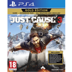Just Cause 3 Gold Edition | Ps4
