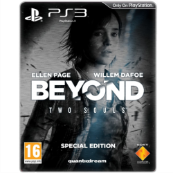 Beyond Two Souls Стілбук #324 | Ps3