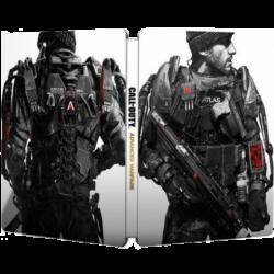 Call Of Duty Advanced Warfare Стілбук #331 | Ps4