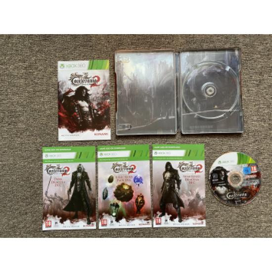 Castlevania 2 Стілбук #341 | Xbox 360 - happypeople games