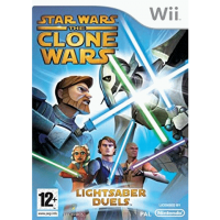 Star Wars The Clone Wars Lightsaber Duels | Wii
