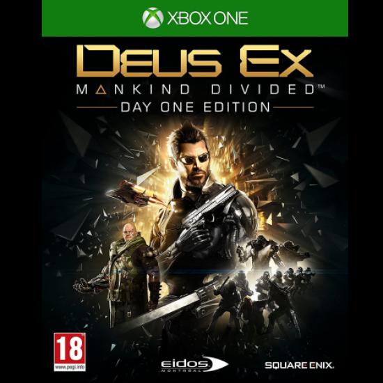 Deus Ex   Xbox One - happypeople games