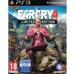 Far Cry 4 Limited Edition | Ps3