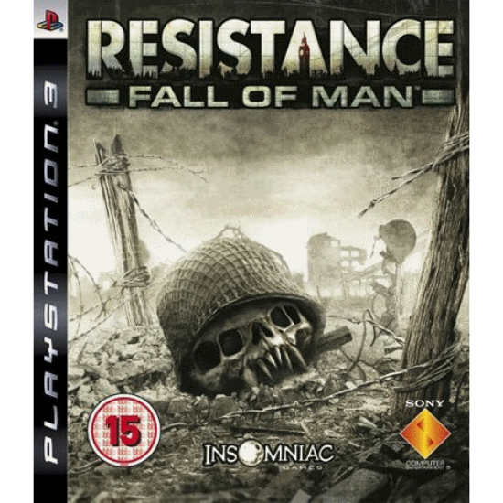 Resistance: Fall of Man | PS3 - happypeople games