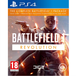 Battlefield 1 Revolution | Ps4