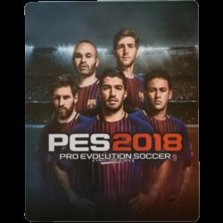 Pes 2018 Стілбук  #314   Ps4