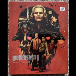 Wolfenstein The New Colossus Стілбук #299 / Xbox One