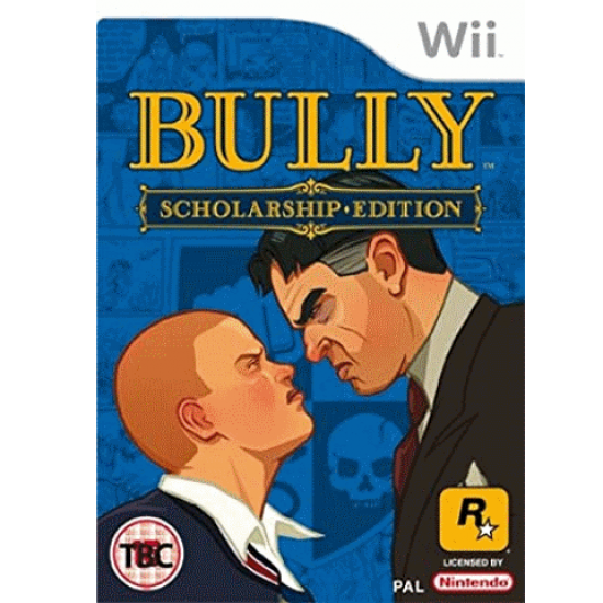 Bully | Wii - happypeople games