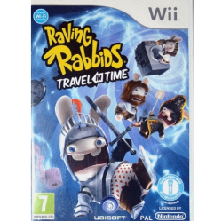 Raving Rabbids Travel In Time | Wii