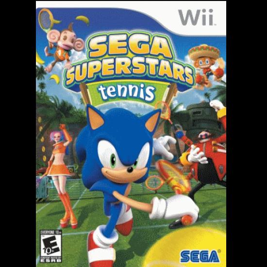 Sega Superstars Tennis | Wii - happypeople games