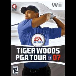 Tiger Woods PGA Tour 07 | Wii