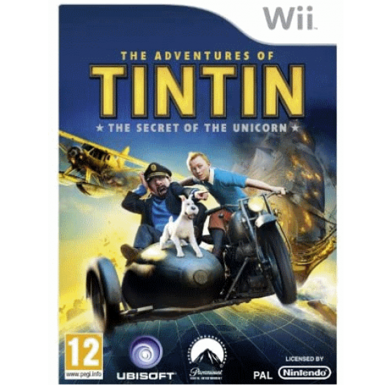 Tintin | Wii - happypeople games