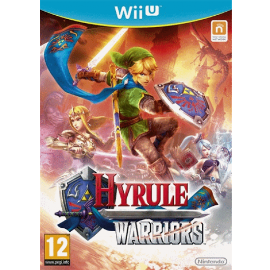 Hyrule Warriors | Wii U - happypeople games