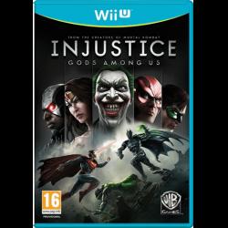 Injustice: Gods Among Us | Wii U