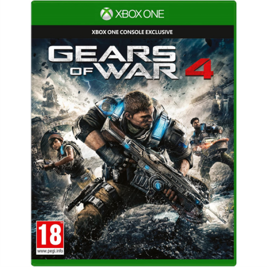 Gears Of War 4 | Xbox One - happypeople games