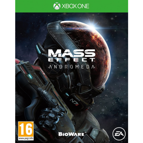 Mass Effect Andromeda | Xbox One - happypeople games